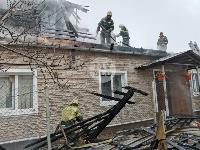Пожар в Михалково, Фото: 11