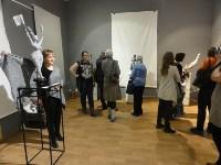 В Туле открылась выставка текстильной скульптуры, Фото: 4