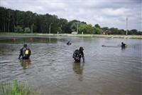 Очистка пруда в Центральном парке, Фото: 34