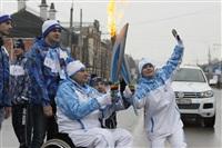 Эстафета паралимпийского огня в Туле, Фото: 87