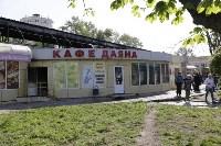 """На ул.9 Мая сгорел рынок """"Салют"""", Фото: 6"""