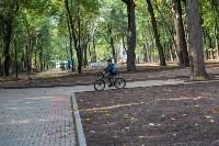 Андрианов в ледовом дворце и Рогожинском парке, Фото: 2