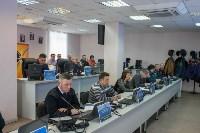 Тульское Управление МЧС принимает участие в тренировке  по готовности к паводку, Фото: 20