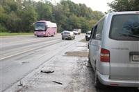 ДТП 12 сентября около 10 утра на 9-ом километре автодороги Тула-Новомосковск., Фото: 8