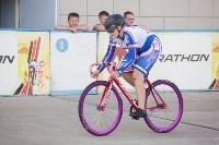 Открытое первенство Тульской области по велоспорту на треке, Фото: 5
