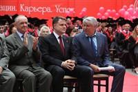 Владимир Груздев поздравил выпускников магистратуры ТулГУ, Фото: 17