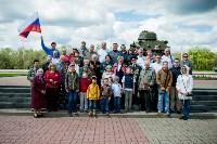 Экскурсия в прошлое: военно-исторический тур для ветеранов, Фото: 57