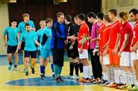 Чемпионат Тулы по мини-футболу. 20 января 2014, Фото: 2