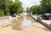 Затопленные ул. Мосина и ул. Тимирязева, Фото: 8