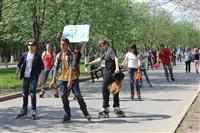 Парад роллеров в Центральном парке, Фото: 16