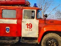 В Федоровке огонь с горящего поля едва не перекинулся на дома, Фото: 2