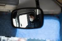 Как в Туле дезинфицируют маршрутки и автобусы, Фото: 11