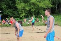 III этап Открытого первенства области по пляжному волейболу среди мужчин, ЦПКиО, 23 июля 2013, Фото: 16