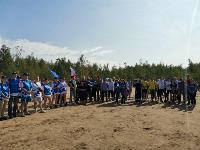 В Кондуках прошла акция «Вода России»: собрали более 500 мешков мусора, Фото: 22
