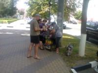 украинцы приезжают в Белгород на электричках и продают колбаску и водку, Фото: 41
