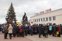Открытие экспозиции в бронепоезде, 8.12.2015, Фото: 9