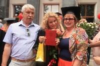 Вручение дипломов магистрам ТулГУ, Фото: 267