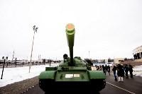 Виртуальные и настоящие танки от «Ростелекома» на тульской земле для журналистов и блогеров ЦФО, Фото: 50