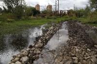Мост в березовой роще., Фото: 3