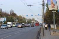 Знаки запрета поворота на ул. Агеева. 10.10.2014, Фото: 2