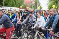 В Туле прошел большой велопарад, Фото: 180
