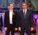 Алексей Дюмин наградил артистов Тулькой областной филармонии, выступавших в Сирии, Фото: 6
