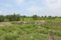 В тульском Заречье жители год добиваются ликвидации ядовитой свалки, Фото: 25