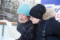 В Туле определили чемпионов по пляжному волейболу на снегу , Фото: 44