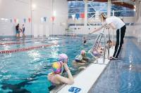 Синхронное плавание в Туле, Фото: 8