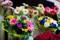 Ассортимент тульских цветочных магазинов. 28.02.2015, Фото: 69