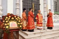 Вручение медали Груздеву митрополитом. 28.07.2015, Фото: 32