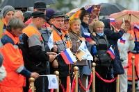 В Суворовском районе  введен в эксплуатацию участок автодороги «Калуга-Перемышль-Белёв-Орёл», Фото: 39