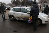 ДТП на пересечении проспекта Ленина и улицы Пушкинская. 3 марта 2014 , Фото: 4