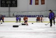 Легенды хоккея провели мастер-класс в Туле, Фото: 1