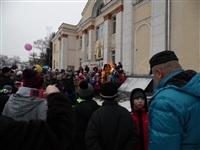 Масленичные гулянья в Плавске, Фото: 52