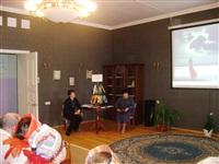 Тематический вечер в Английском клубе Крапивенского СДК, Фото: 10
