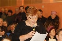 Владимир Груздев в Белевском районе. 17 декабря 2013, Фото: 50