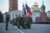 Репетиция парада на 9 Мая. 3.05.2014, Фото: 42