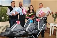 Тульской семье, в которой родилась тройня, правительство подарило 4 млн. рублей, Фото: 8