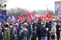 В Туле прошел митинг в поддержку Крыма, Фото: 29