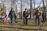 Субботник в Комсомольском парке с Владимиром Груздевым, 11.04.2014, Фото: 51