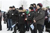 Никита Руднев-Варяжский, внук легендарного командира «Варяга» с визитом в Тульскую область, Фото: 32