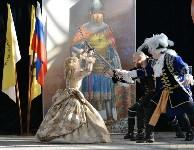 В музее оружия показали театральное шоу, Фото: 33