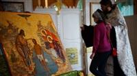 Крещение жителей Новомосковска, Фото: 47