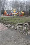 Ремонтные работы в ЦПКиО им. Белоусова, Фото: 48