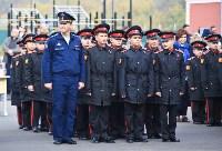 Воспитанникам суворовского училища вручили удосоверения, Фото: 2