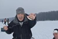 На Воронке состоялись соревнования по рыбной ловле на мормышку, Фото: 1