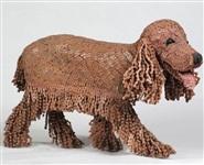 Скульптуры собак из велосипедных цепей, Фото: 7