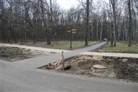 Ремонтные работы в ЦПКиО им. Белоусова, Фото: 41