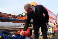 Презентация нового пожарного поезда, Фото: 14